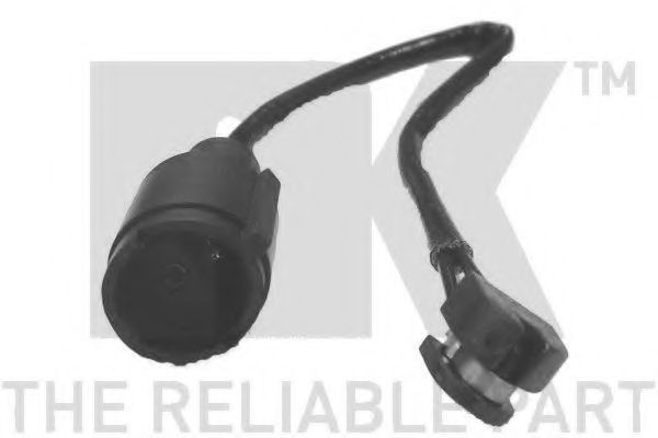 Сигнализатор, износ тормозных колодок NK арт. 280008