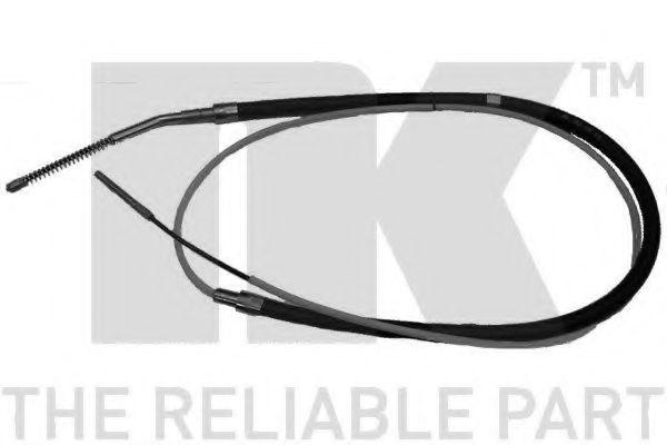 Трос, стояночная тормозная система NK арт. 901511