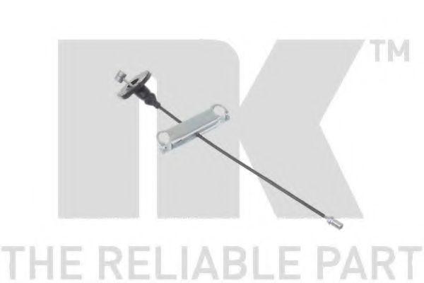 Трос, стояночная тормозная система NK арт. 9025109