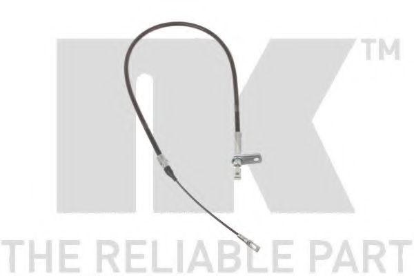 Трос, стояночная тормозная система NK арт. 903320