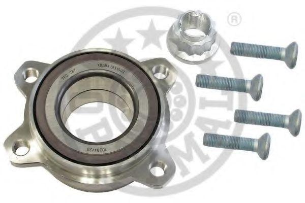 Комплект подшипника ступицы колеса OPTIMAL арт. 100700