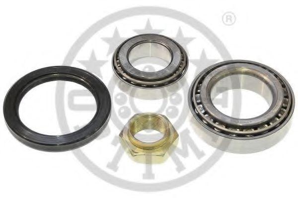 Комплект подшипника ступицы колеса OPTIMAL арт. 101110