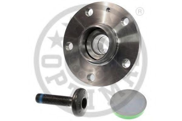 Комплект подшипника ступицы колеса OPTIMAL арт. 102019
