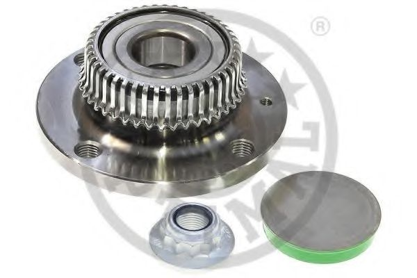 Комплект подшипника ступицы колеса OPTIMAL арт. 102075