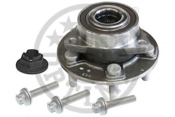 Комплект подшипника ступицы колеса OPTIMAL арт. 200001