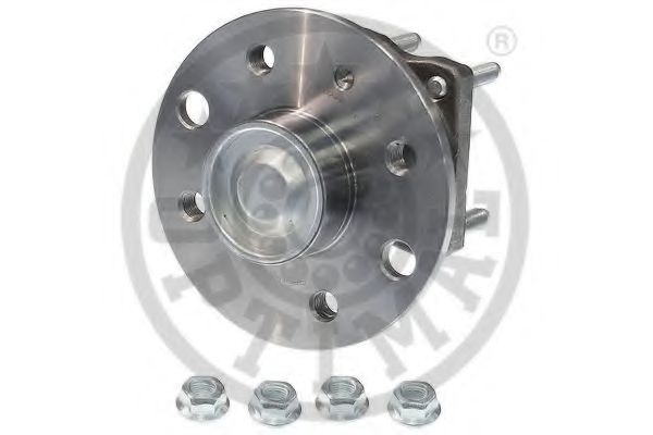 Комплект подшипника ступицы колеса OPTIMAL арт. 202140