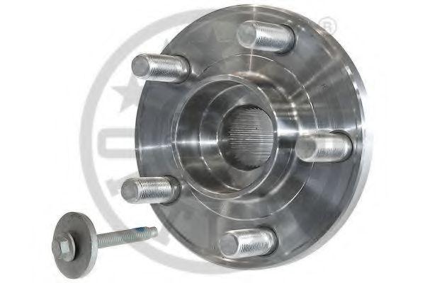 Комплект подшипника ступицы колеса OPTIMAL арт. 301839