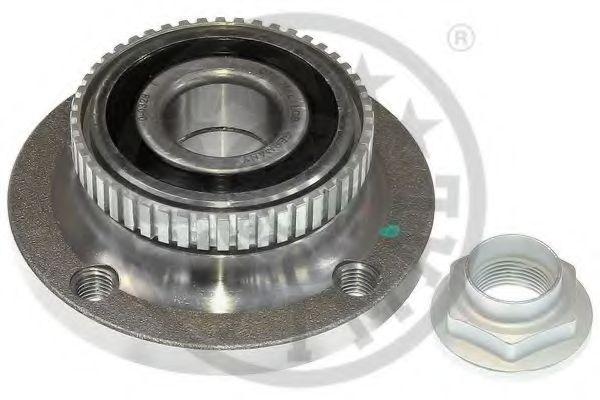 Комплект подшипника ступицы колеса OPTIMAL арт. 501112