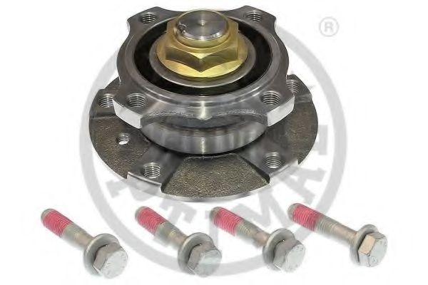 Комплект подшипника ступицы колеса OPTIMAL арт.