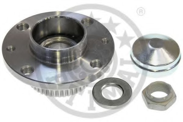 Комплект подшипника ступицы колеса OPTIMAL арт. 802315