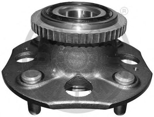 Комплект подшипника ступицы колеса OPTIMAL арт. 912292