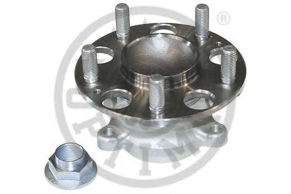 Комплект подшипника ступицы колеса OPTIMAL арт. 912358