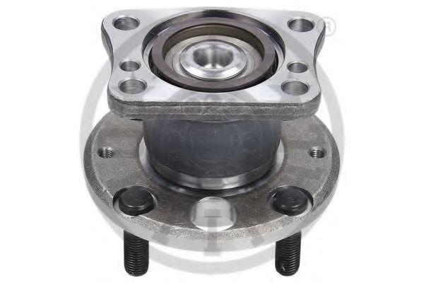 Комплект подшипника ступицы колеса OPTIMAL арт. 942204