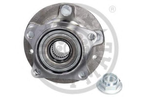 Комплект подшипника ступицы колеса OPTIMAL арт. 942304