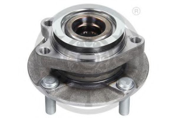 Комплект подшипника ступицы колеса OPTIMAL арт. 961207