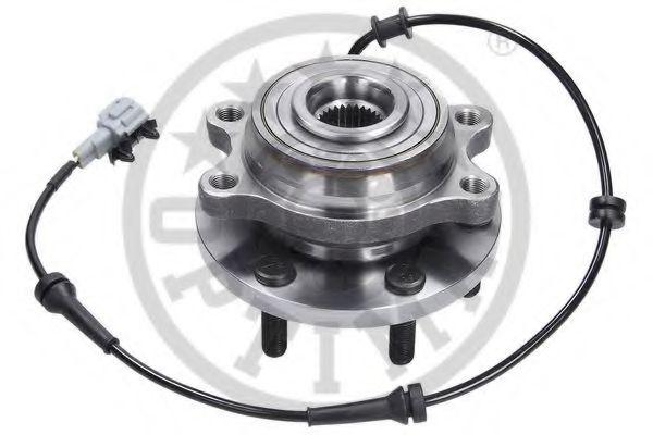 Комплект подшипника ступицы колеса OPTIMAL арт. 961523