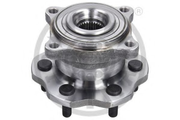 Комплект подшипника ступицы колеса OPTIMAL арт. 962522