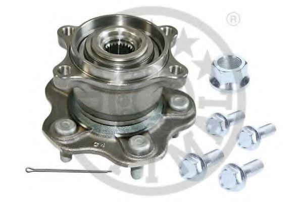 Комплект подшипника ступицы колеса OPTIMAL арт. 962558