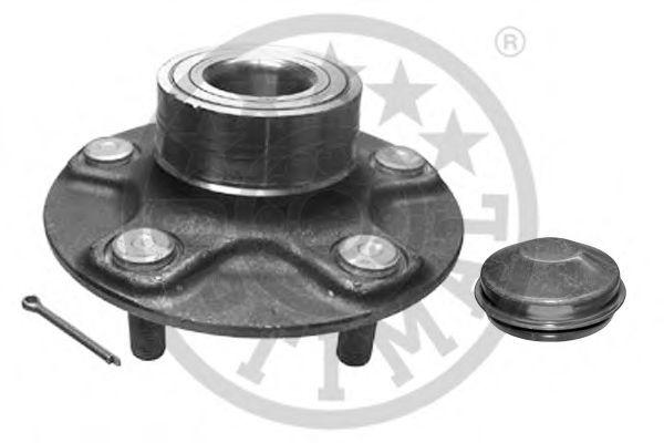 Комплект подшипника ступицы колеса OPTIMAL арт. 962853