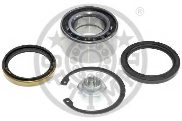 Комплект подшипника ступицы колеса OPTIMAL арт. 971711