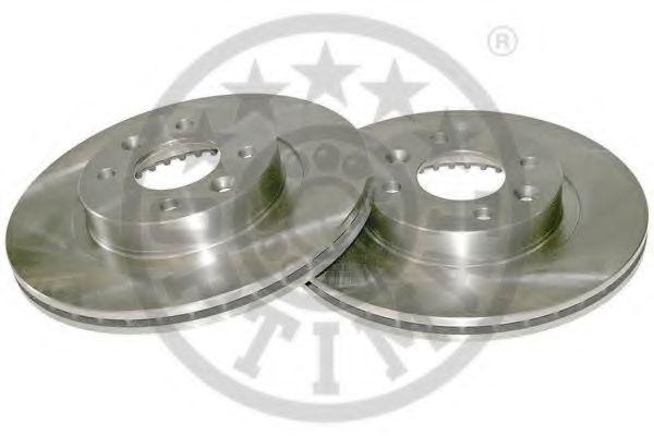 Тормозной диск OPTIMAL арт. BS2040