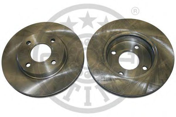 Тормозной диск OPTIMAL арт. BS2110