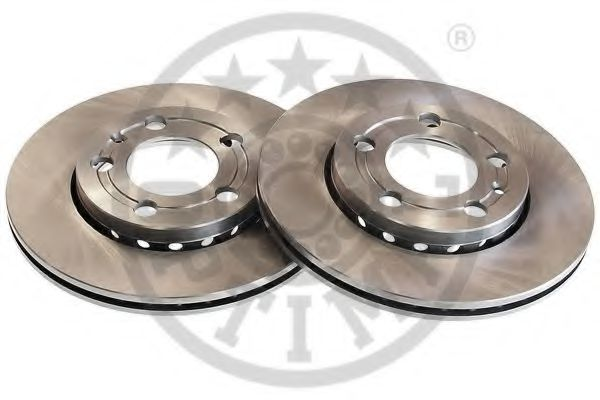 Тормозной диск OPTIMAL арт. BS8024