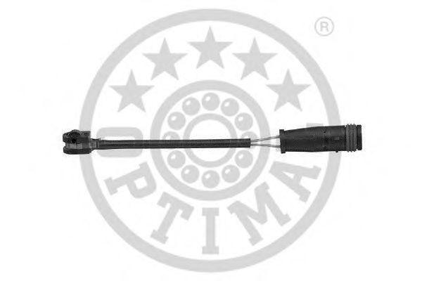Сигнализатор, износ тормозных колодок OPTIMAL арт. WKT50569K