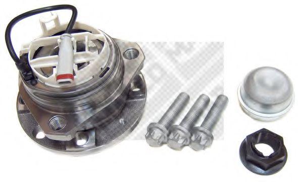Комплект подшипника ступицы колеса MAPCO арт.