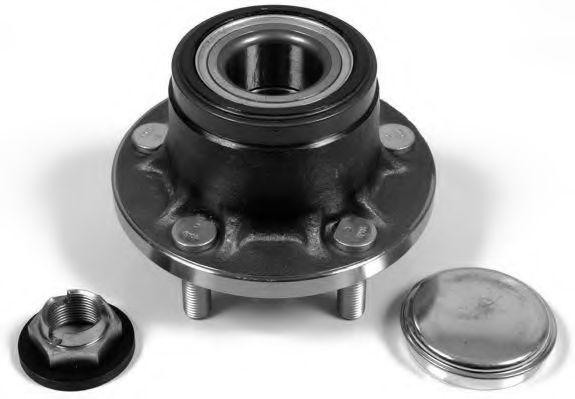 Комплект подшипника ступицы колеса MOOG арт. FDWB11251