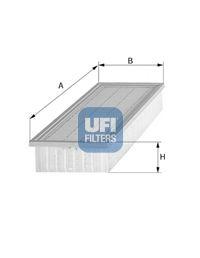 Фильтры воздуха салона автомобиля Воздушный фильтр UFI арт. 3085100