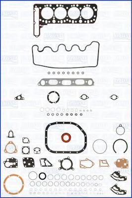 Комплект прокладок з різних матеріалів AJUSA 50012600