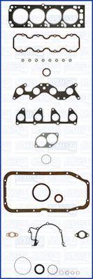 Комплект прокладок з різних матеріалів AJUSA 50025100