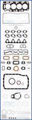 Комплект прокладок з різних матеріалів AJUSA 50028800