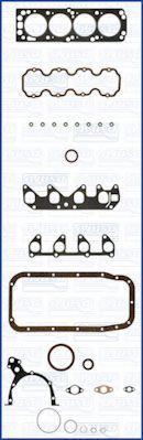 Комплект прокладок з різних матеріалів AJUSA 50087100