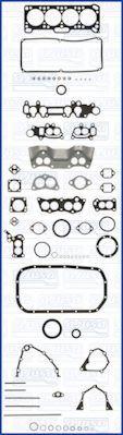 Комплект прокладок з різних матеріалів AJUSA 50121300