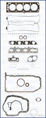 Комплект прокладок з різних матеріалів AJUSA 50188800