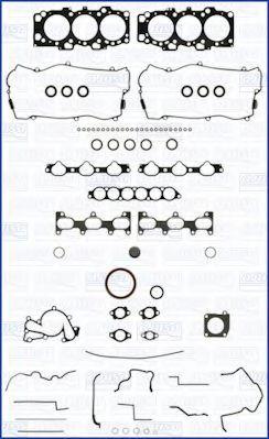 Комплект прокладок з різних матеріалів AJUSA 50214200