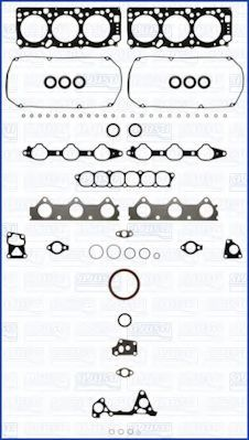 Комплект прокладок з різних матеріалів AJUSA 50218600