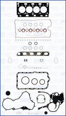 Комплект прокладок з різних матеріалів AJUSA 50220000