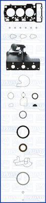 Комплект прокладок з різних матеріалів AJUSA 50220800
