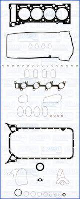 Комплект прокладок з різних матеріалів AJUSA 50255600