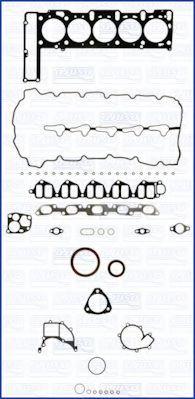 Комплект прокладок з різних матеріалів AJUSA 50287800
