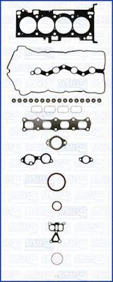 Комплект прокладок з різних матеріалів AJUSA 50304900