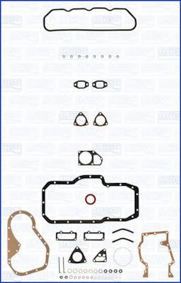 Комплект прокладок з різних матеріалів AJUSA 51002700