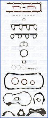 Комплект прокладок з різних матеріалів AJUSA 51002800