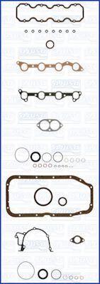 Комплект прокладок з різних матеріалів AJUSA 51005600