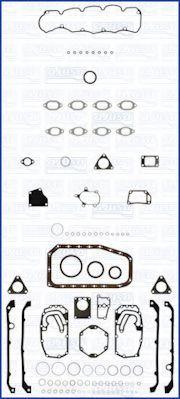 Комплект прокладок з різних матеріалів AJUSA 51012000