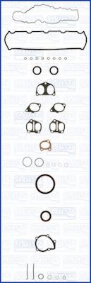 Комплект прокладок з різних матеріалів AJUSA 51013200
