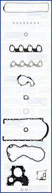 Комплект прокладок з різних матеріалів AJUSA 51013400